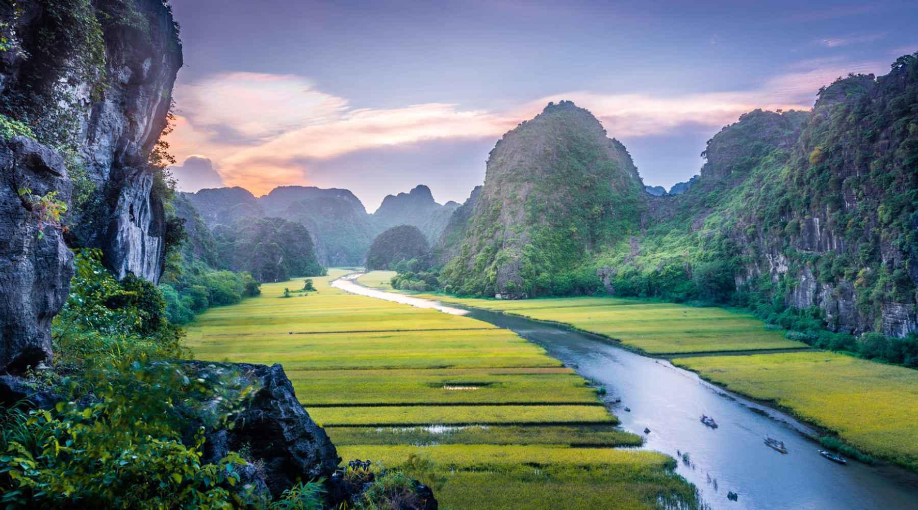 Bỏ túi những địa điểm vui chơi du lịch khi đến Ninh Bình